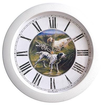 Часы настенные Troyka, цвет: белый. 1117210611172106Настенные кварцевые часы Troyka в винтажном стиле, изготовленные из пластика, прекрасно подойдут под интерьер вашего дома. Круглые часы имеют три стрелки: часовую, минутную и секундную, циферблат защищен прозрачным пластиком. Диаметр часов: 29 см. Часы работают от 1 батарейки типа АА напряжением 1,5 В. Внимание! Часы укомплектованы бесплатным тестовым элементом питания для обеспечения их работоспособности при предпродажной подготовке и демонстрации рабочих функций.