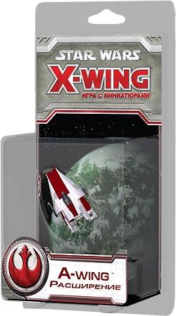 Hobby World Настольная игра Star Wars X-Wing Расширение A-Wing