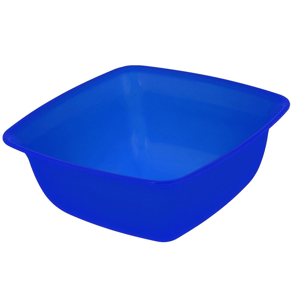 Миска Dunya Plastik, квадратная, цвет: синий, 600 мл10171_синийМиска Dunya Plastik изготовлена из пищевого пластика квадратной формы. Имеет внешние матовые стенки и внутренние глянцевые. Изделие очень функциональное, оно пригодится на кухне для самых разнообразных нужд: в качестве салатника, миски, тарелки. Можно мыть в посудомоечной машине. Объем: 600 мл. Размер миски (по верхнему краю): 13,5 см х 13,5 см. Высота стенки: 6 см.