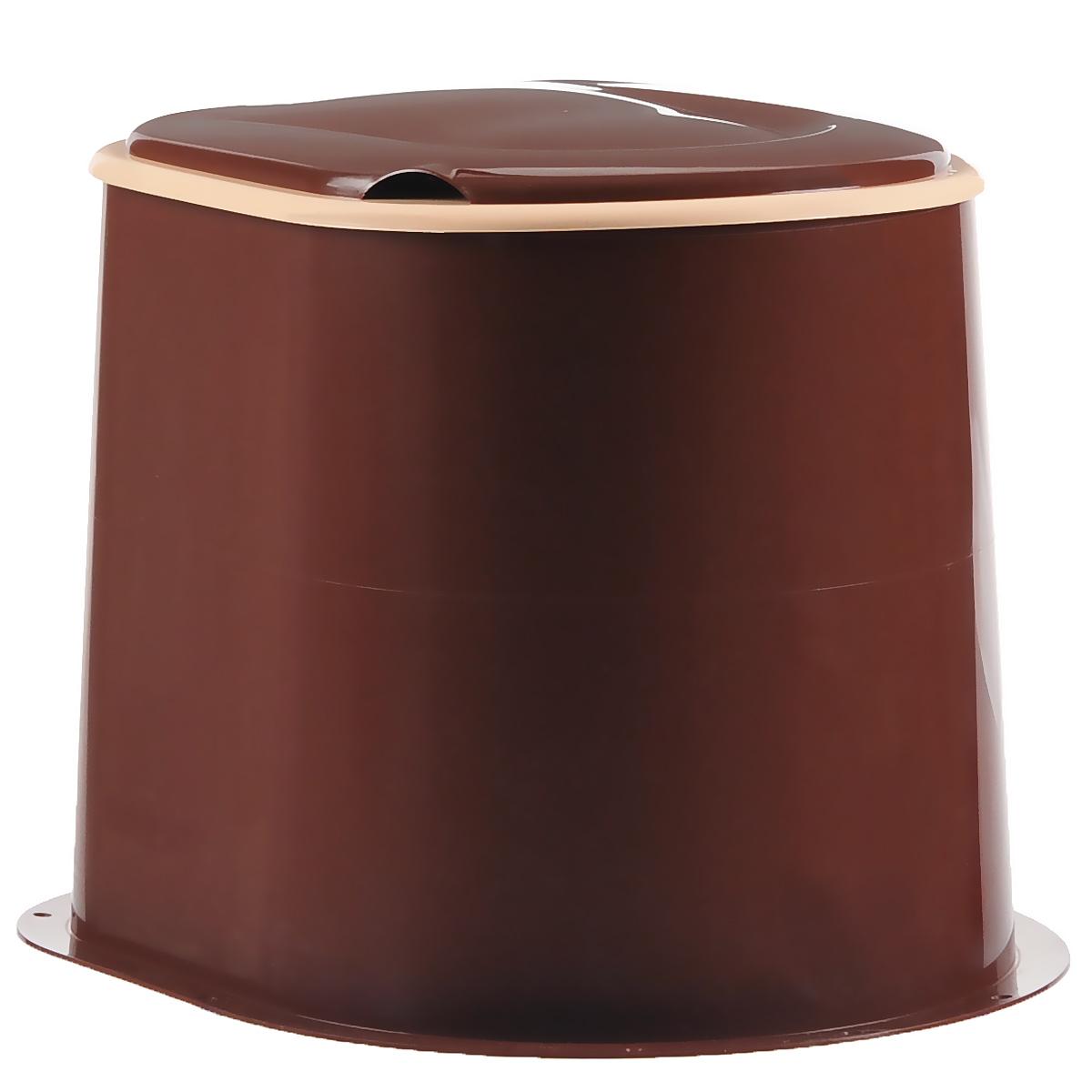 Туалет дачный Альтернатива, цвет: коричневый. М1295M1295_коричневыйДачный туалет Альтернатива выполнен из пластика и предназначен для монтажа на яму. Удобен в использовании на дачном участке. Оснащен съемным сиденьем с крышкой. В комплекте: - стойка, - сиденье с крышкой, - 8 саморезов. Размер (без сиденья): 47 см х 41 см х 36 см. Размер сиденья (с крышкой): 40 см х 34 см х 6,5 см.