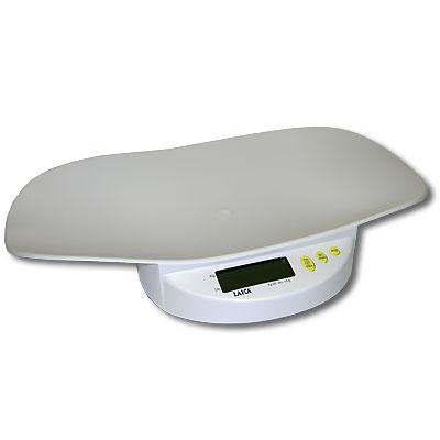 Детские электронные весы Я расту!MD6141Электронные детские весы Я расту! сконструированы для того, чтобы помочь вам отслеживать изменения в весе вашего малыша. Выполняет различные функции. Функция Tara позволяет вам взвешивать ребенка, не учитывая вес пеленки, на которой он лежит. Функция Weight-block используется для измерения веса ребенка, если он не лежит спокойно. Также весы могут предложить установку единицы веса на выбор - в фунтах или в килограммах. Если начнет разряжаться батарейка, индикатор на весах вам сообщит об этом.