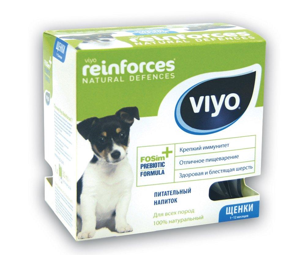 Пребиотический напиток для щенков 7х30 мл VIYO Reinforces Dog Puppy
