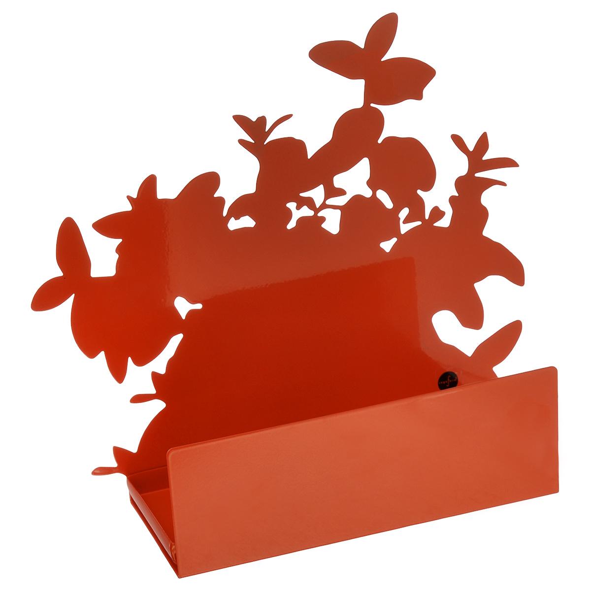 Подставка для растений Sagaform, с поддоном, цвет: оранжевый5016474Подставка Sagaform, изготовленная из высококачественной стали, предназначена для цветов, растений и трав. Изделие оснащено невысоким поддоном. Подставку можно поместить в любом понравившемся вам месте. Такая подставка порадует вас современным дизайном и функциональностью, а также оригинально украсит интерьер помещения. Размер подставки: 36 см х 10 см х 29,5 см. Размер поддона: 26 см х 8,5 см х 1,8 см.
