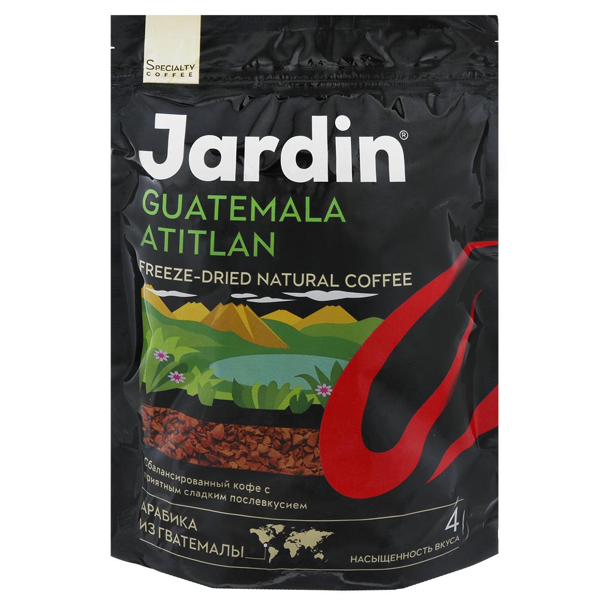 Jardin Guatemala Atitlan кофе растворимый, 150 г