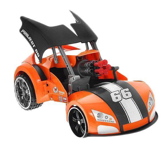 Maisto Машина на радиоуправлении Project 66 цвет оранжевый черный81107 R/Cомпания MAISTO производит висококачественные коллекционные модели автомобилей.Большой ассортимент машинок разных масштабов, вариантов цветов и тюнинга. Есть сборные модели, радиоуправляемые модели.Выпускаются современные автомобили, ретро машины, а также фантастические прототипы из разных фильмов. Отдельная линия Players - элитные роскошные автомобили. Копии изготовлены из металла в масштабах 1:12, 1:18, 1:24, 1:43,1:72 и точно повторяют модели оригинальной техники. В перечень марок, которые представляет фирма MAISTO, входят как раритетные, так и последние разработки известных автоконцернов: Мерседес, БМВ, Ауди, Хонда, Форд, Фольксваген, Ягуар, Порше, Додж, Шевроле, Хаммер, Мустанг, Плимут и многие другие. Кроме того, MAISTO периодически выпускает эксклюзивные прототипы будущих автомобилей.Некоторые копии автомобилей можно собирать самому - для этого не нужно иметь специальные навыки, не нужен клей и специальные инструменты. Каждый найдет в автомобилях MAISTO частичку своей...
