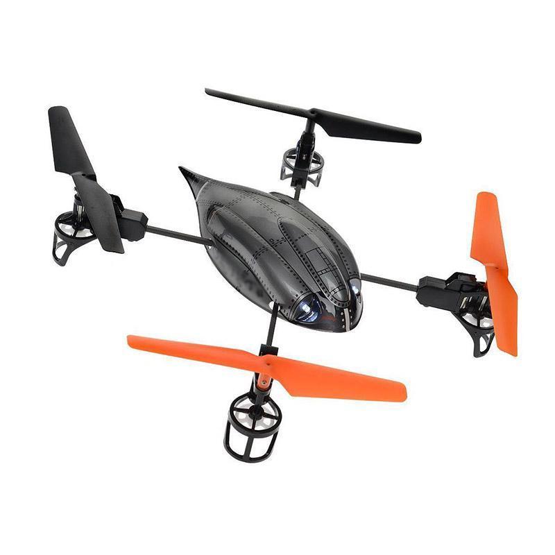 Concord Toys Квадрокоптер на радиоуправлении UFO цвет серый оранжевый ( ER728706 )