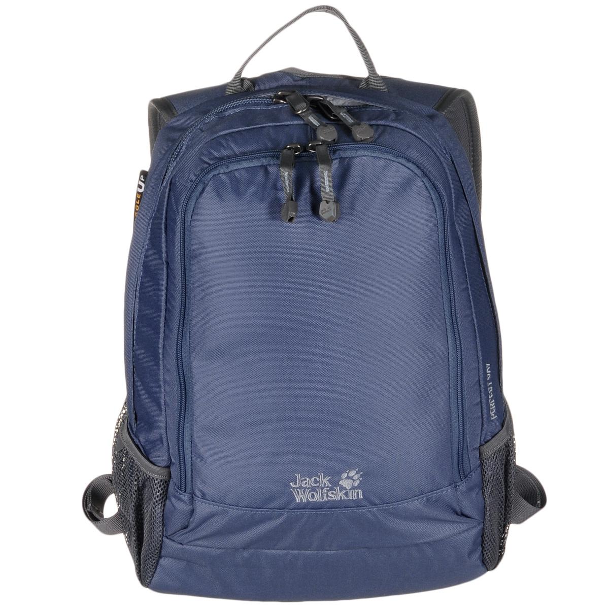 Рюкзак Jack Wolfskin Perfect Day, цвет: индиго, 22 л