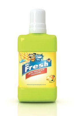 Mr.Fresh Средство для мытья полов 300мл