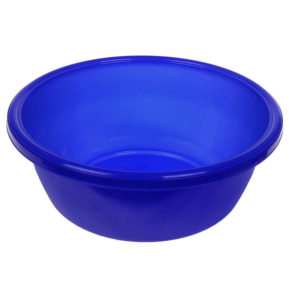 Таз Dunya Plastik, цвет: синий, 7 л10325_синийТаз Dunya Plastik изготовлен из прочного пластика. Он предназначен для стирки и хранения разных вещей. По бокам имеются удобные углубления, которые обеспечивают удобный захват. Таз пригодится в любом хозяйстве.