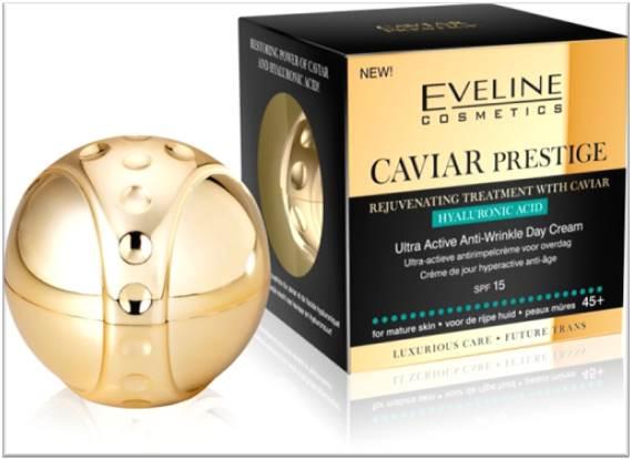 Eveline Caviar Prestige Дневной крем против морщин ультраактив spf15 50млC50PKKDZ2