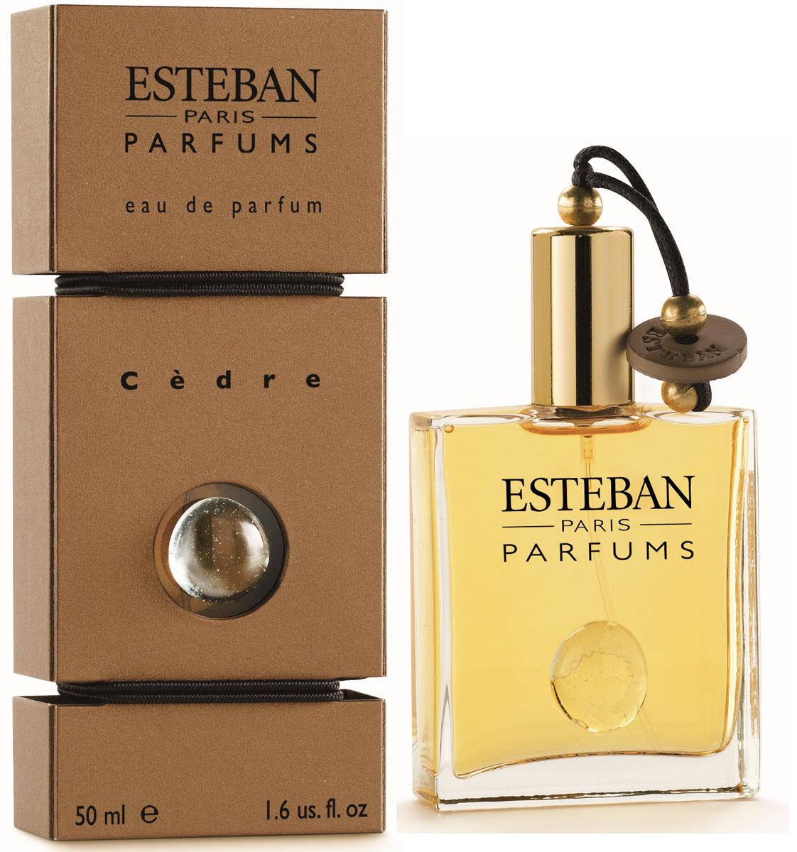 Esteban Collection Les Matieres Парфюмерная вода Cedre 50 млCPA-019
