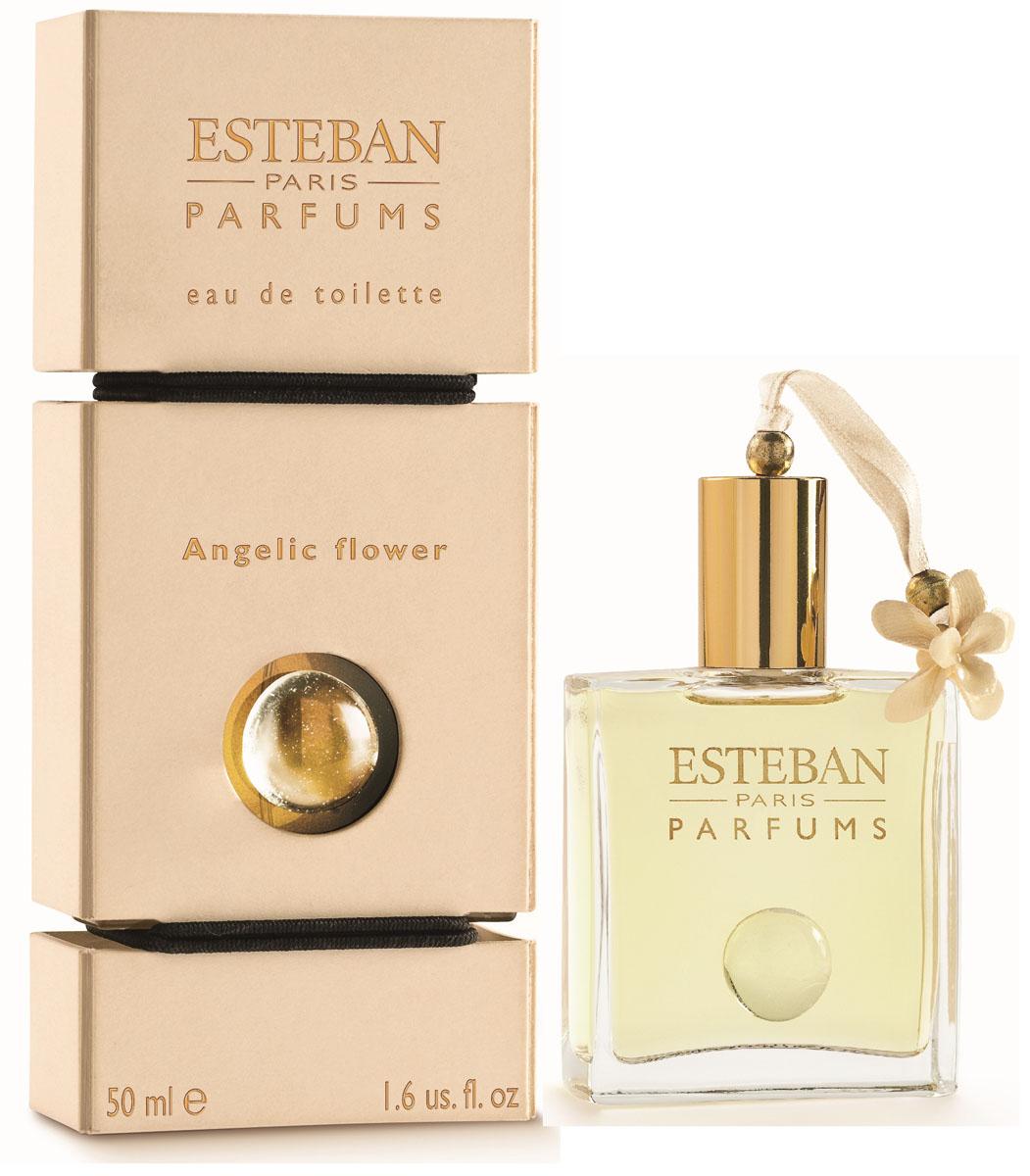 Esteban Collection Les Floraux Туалетная вода Angelic Flower 50 мл