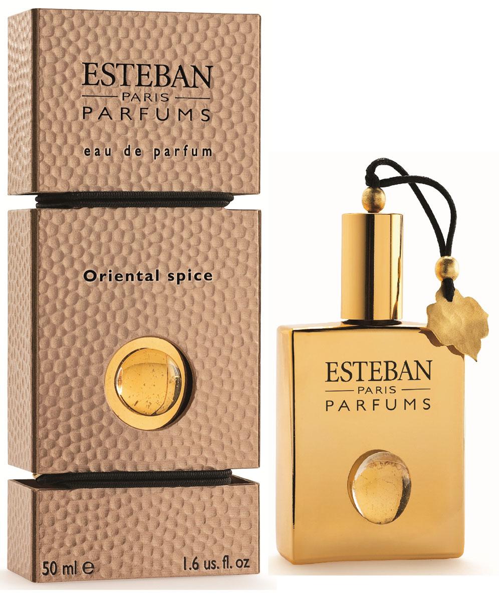 Esteban Collection Les Orientaux Парфюмерная вода Oriental Spice 50 млCPA-074