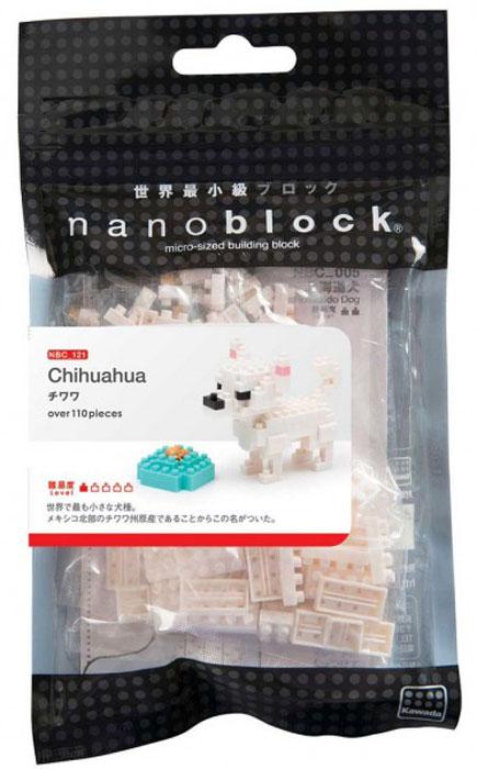 Nanoblock Мини-конструктор Чихуахуа гаджет fototo nanoblock фотоаппарат конструктор