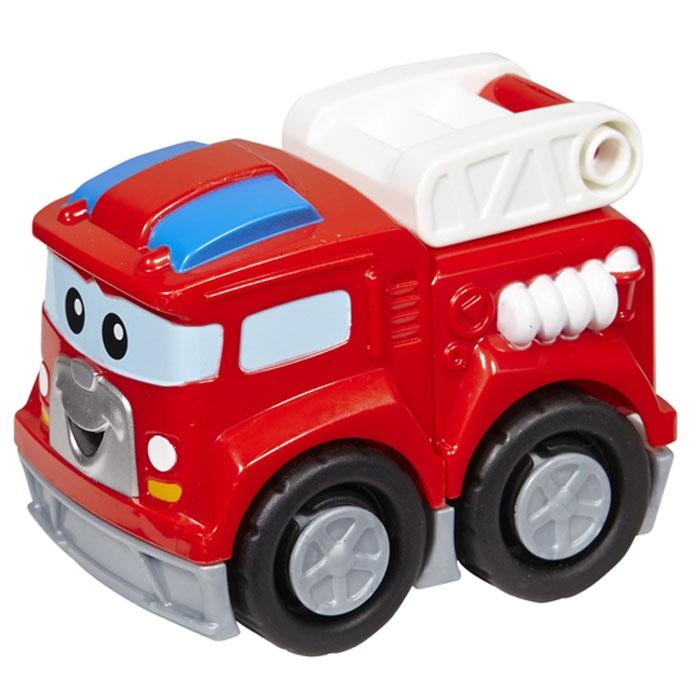 Пожарная мини-машинка Фредди80403/ast80400 (80401, 80402, 80403, 80404)Все малыши любят машинки. Компания Mega Bloks создала мини-машинки для самых маленьких! Эти машинки ярко раскрашены и имеют большие детали для того, чтобы малышу удобно было держать ее. Перед вами пожарная машинка Фредди, он станет отличным товарищем для вашего малыша.