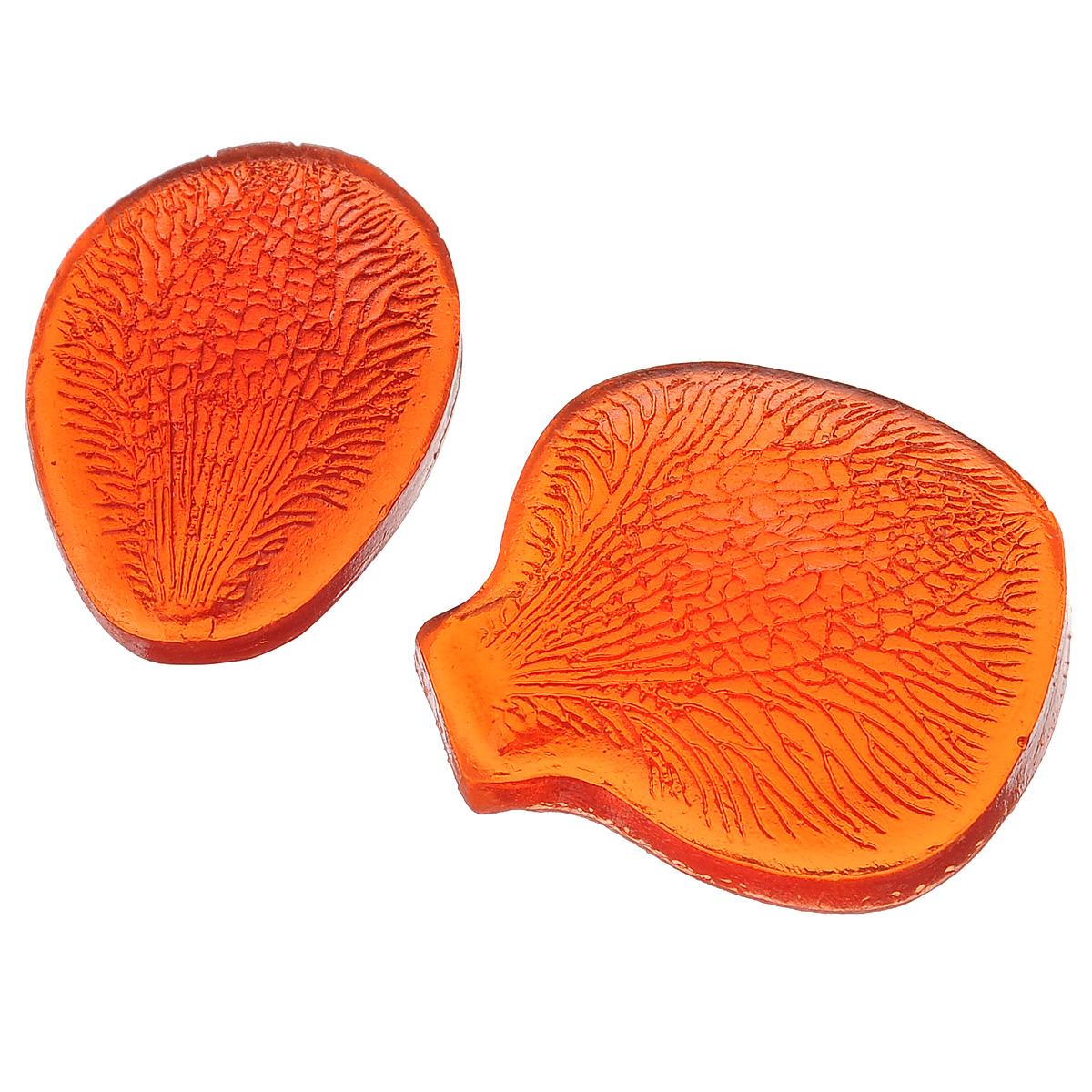 Молд для создания украшений из полимерной глины Fleur Фактура орхидеи Phalaenopsis. Цветок, 2 шт04-0010Молд Fleur Фактура орхидеи Phalaenopsis. Цветок, отлитый из эпоксидной смолы, применяется в керамической флористике для создания всех прожилок натурального растения. В наборе - два молда разной формы. Использовать их просто. Раскатайте глину до достижения необходимой толщины и формы, после чего приложите изделие к рельефной части фактуры и надавите по всей поверхности легкими поступательными движениями. Затем аккуратно снимите глину с фактуры. На материале сохранятся все прожилки растения. При первом использовании рекомендуется слегка смазать молд кремом для рук. Размер частей молда: 6 см х 5,5 см х 1 см; 5,5 см х 4 см х 1 см. Комплектация: 2 шт.