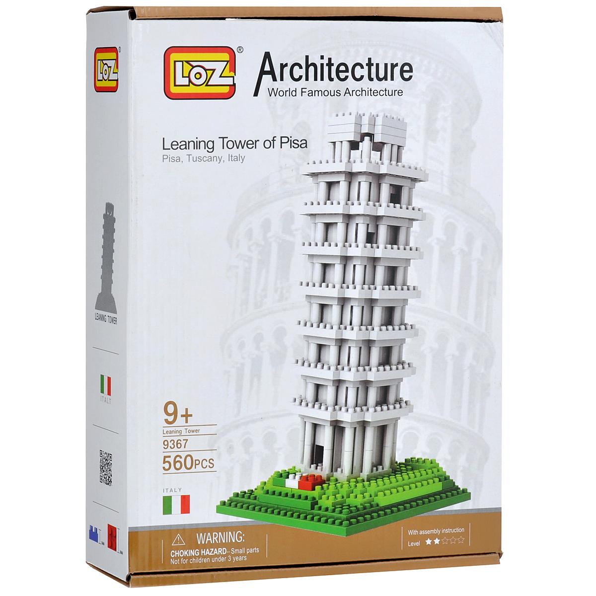 Loztoys Конструктор Пизанская башня