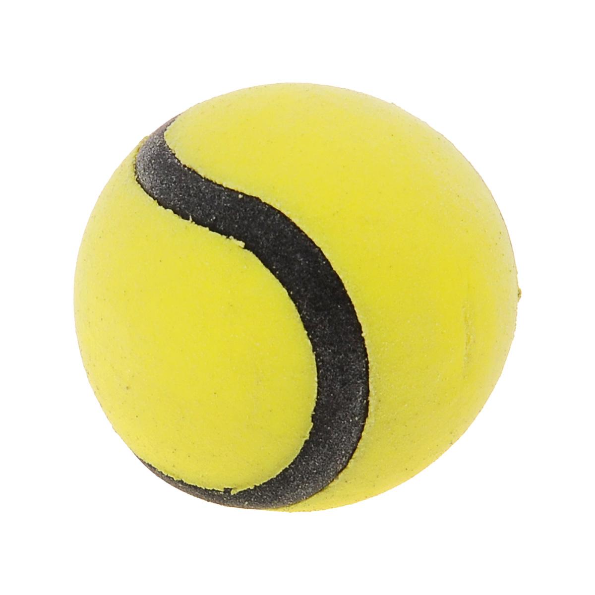 Brunnen Ластик Мячик теннисный, цвет: желтый62155_желтыйЛастик Мячик станет незаменимым аксессуаром на рабочем столе не только школьника или студента, но и офисного работника. Он легко и без следа удаляет надписи, сделанные карандашом.