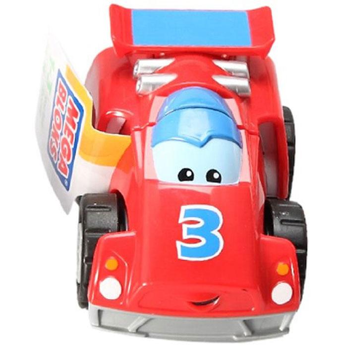 Гоночная мини-машинка Рони80401/ast80400 (80401, 80402, 80403, 80404)Все малыши любят машинки. Компания Mega Bloks создала мини-машинки для самых маленьких! Эти машинки ярко раскрашены и имеют большие детали для того, чтобы малышу удобно было держать ее. Перед вами гоночная машинка Рони, он станет отличным товарищем для вашего малыша.