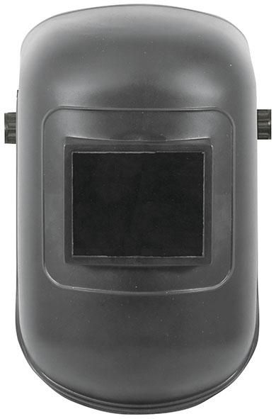 Маска сварщика с креплением на голову12240Маска сварщика предназначена для защиты глаз при проведении сварочных работ.