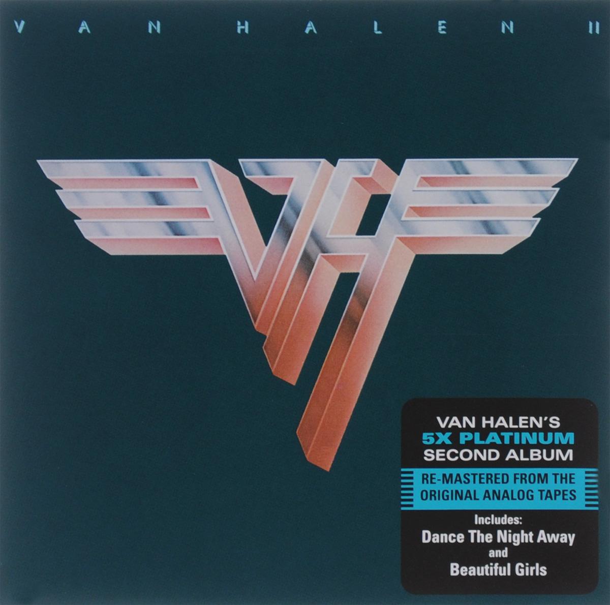 Van Halen. Van Halen II