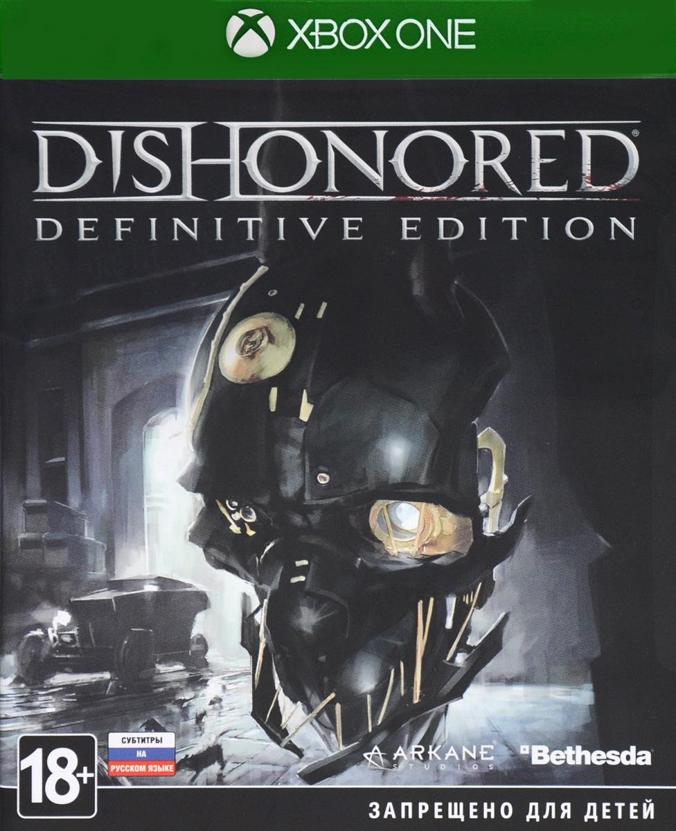 Zakazat.ru: Dishonored. Definitive Edition
