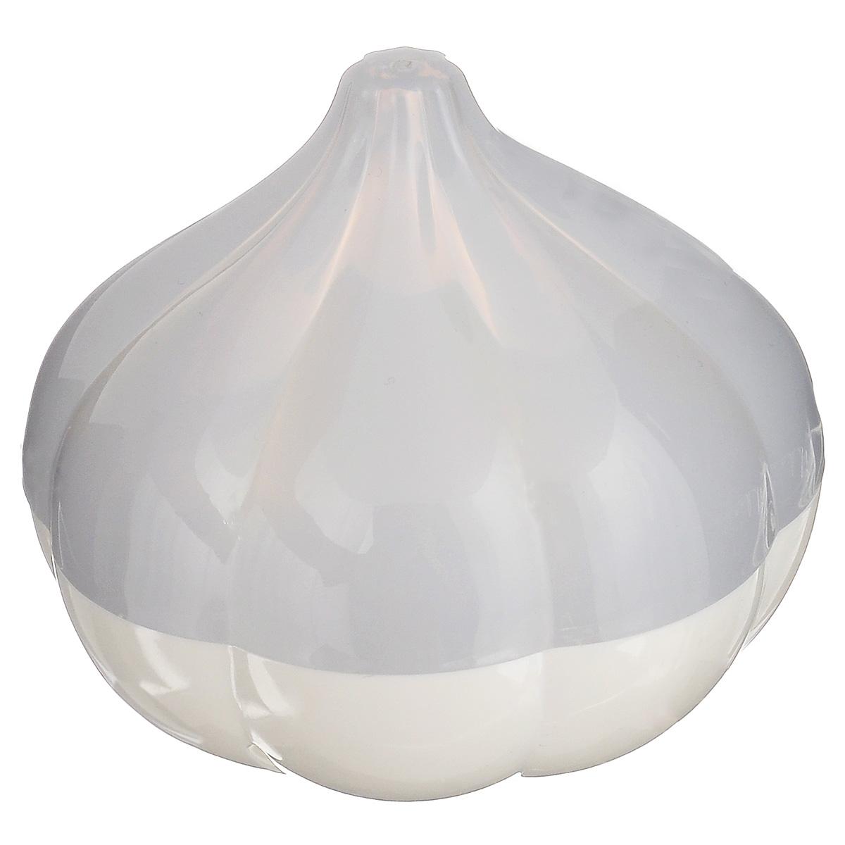 """Контейнер для хранения чеснока """"Moulinex"""", цвет: прозрачный, белый 2100075370"""