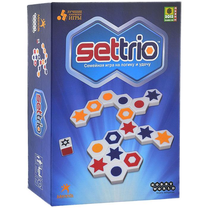 Hobby World Настольная игра Settrio