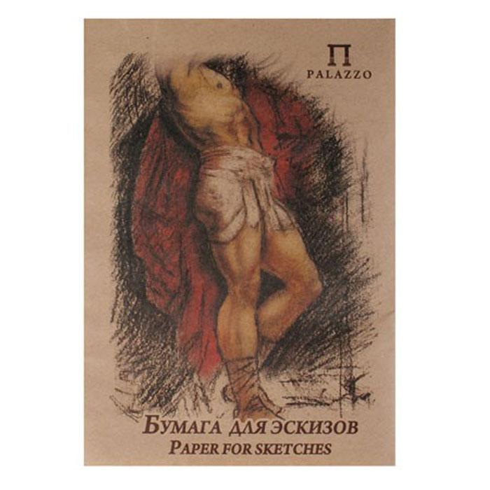 "Палаццо / Palazzo Бумага для эскизов ""Палаццо"", 20 листов, формат А3 БЭП3/20"