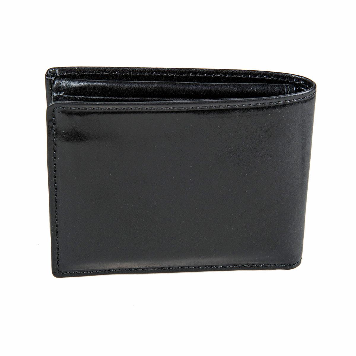 Портмоне мужское Gianni Conti, цвет: черный. 907022907022 blackСтильное мужское портмоне Gianni Conti выполнено из натуральной кожи. Лицевая сторона оформлена тиснением в виде названия бренда производителя. Изделие раскладывается пополам. Внутри имеется два отделения для купюр, четыре потайных кармана, карман для мелочи на кнопке, три кармашка для визиток и пластиковых карт, два сетчатых кармана и карман для документов. Портмоне упаковано в фирменную картонную коробку. Оригинальное портмоне подчеркнет вашу индивидуальность и изысканный вкус, а также станет замечательным подарком человеку, ценящему качественные и практичные вещи.