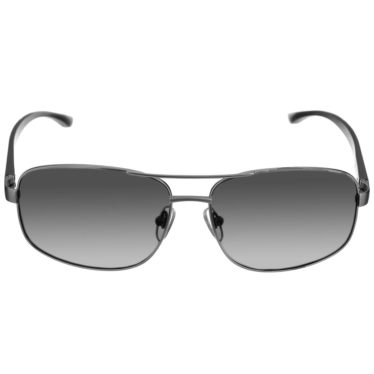 Очки мужские, поляризационные Cafa France, цвет: серый. CF8529