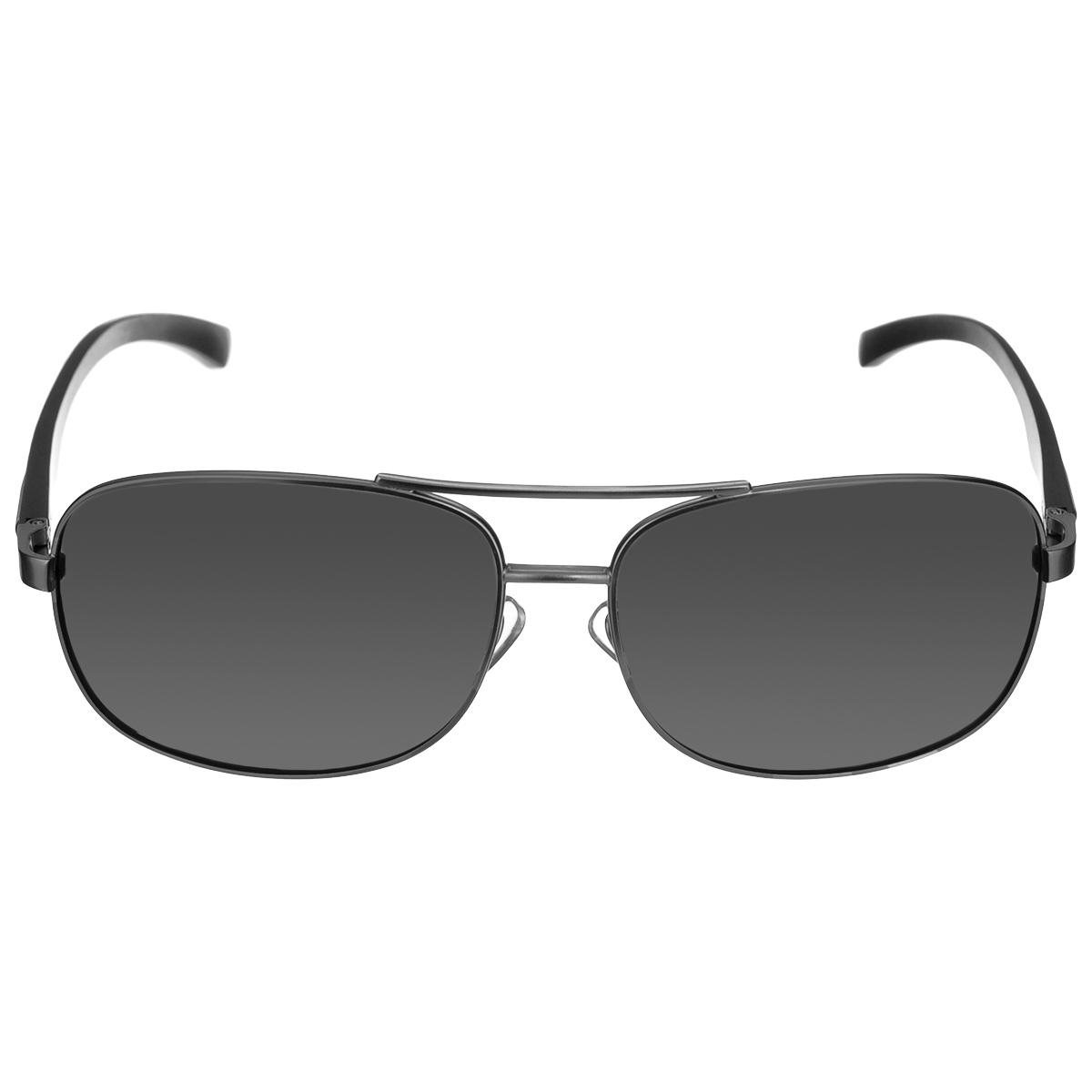 Очки мужские, поляризационные Cafa France, цвет: серый. CF8505