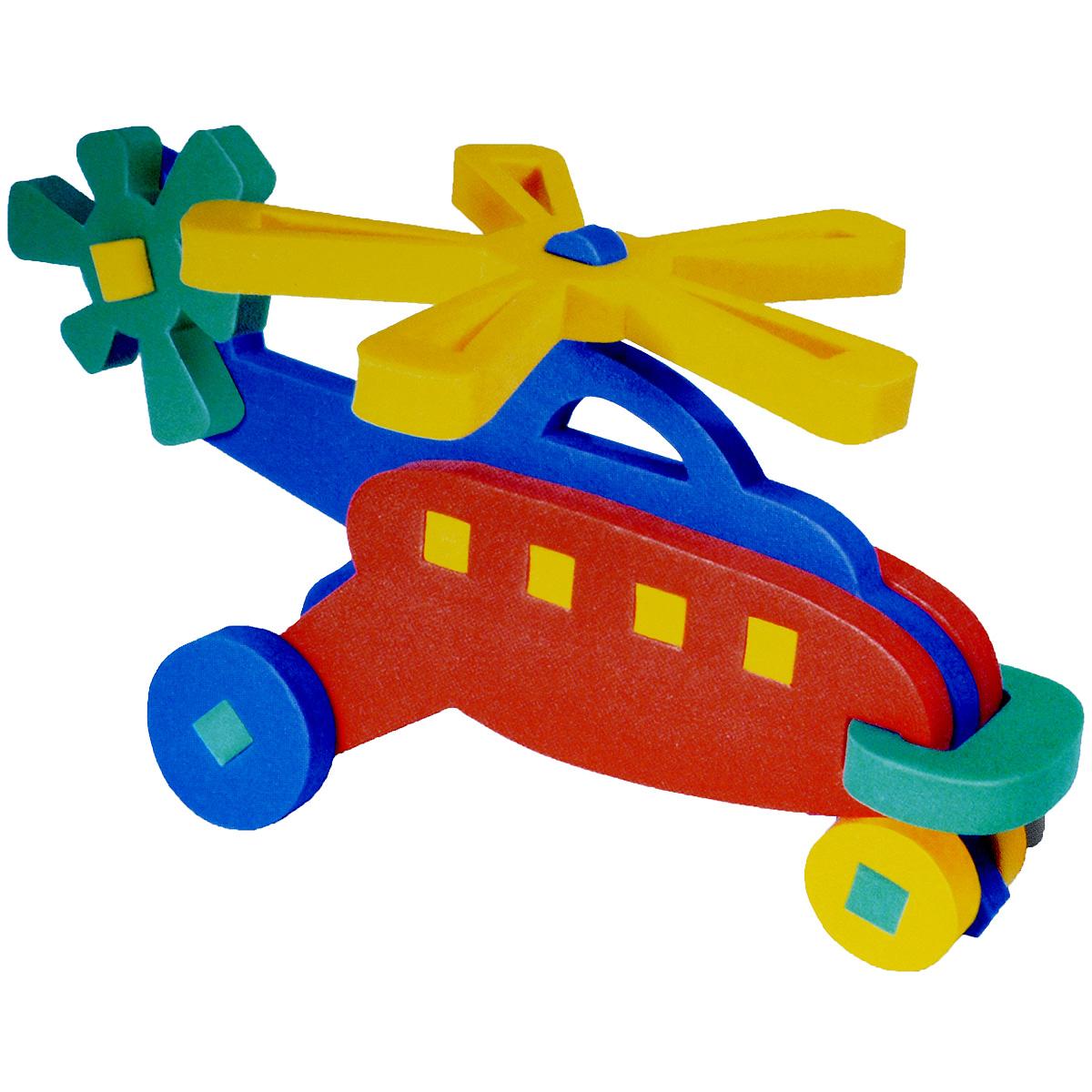 Флексика Мягкий конструктор Вертолетик45366Мозаики и конструкторы настолько универсальны и практичны, что с ними можно играть практически везде. Для производства игрушек используется современный, легкий, эластичный, прочный материал, который обеспечивает большую долговечность игрушек, и главное является абсолютно безопасным для детей. К тому же, благодаря особой структуре материала и свойству прилипать к мокрой поверхности, мягкие конструкторы и мозаики являются идеальной игрушкой для ванны. Способствует развитию у ребенка мелкой моторики, образного и логического мышления, наблюдательности. Производственная фирма `Тедико` зарекомендовала себя на рынке отечественных товаров как производитель высококачественных конструкторов и мозаик серии `Флексика`. Богатый ассортимент включает в себя игрушки для малышей и детей старшего возраста. УВАЖАЕМЫЕ КЛИЕНТЫ! Обращаем ваше внимание на возможные изменения в дизайне, связанные с ассортиментом продукции: цвет изделия или отдельных деталей может...