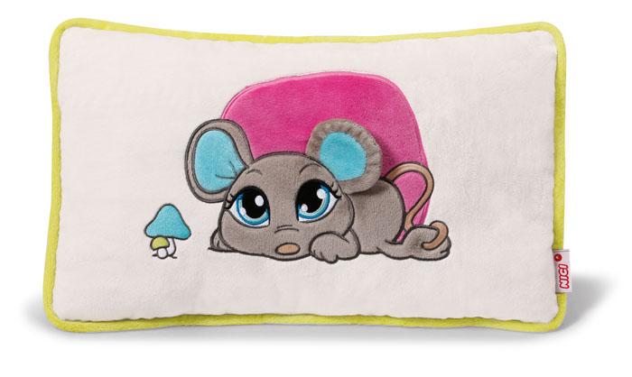 Подушка Мышка серая, 43*25 см37777