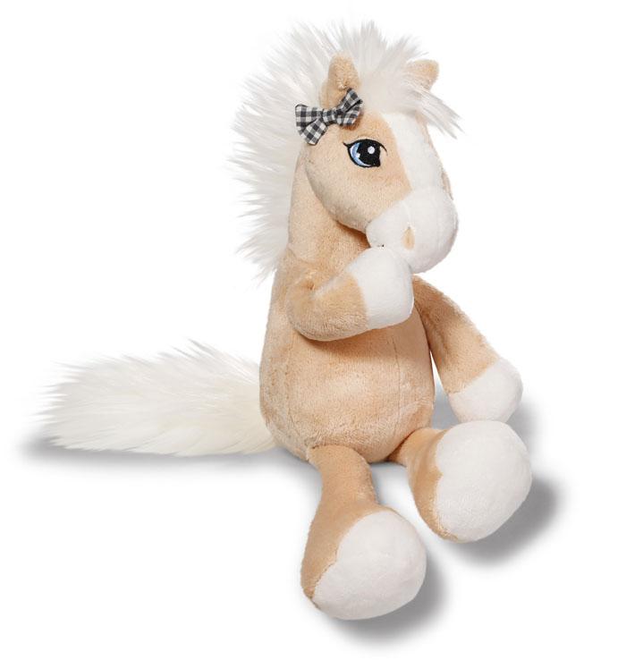 Nici Мягкая игрушка Лошадка Даймонд цвет бежевый 25 см37837