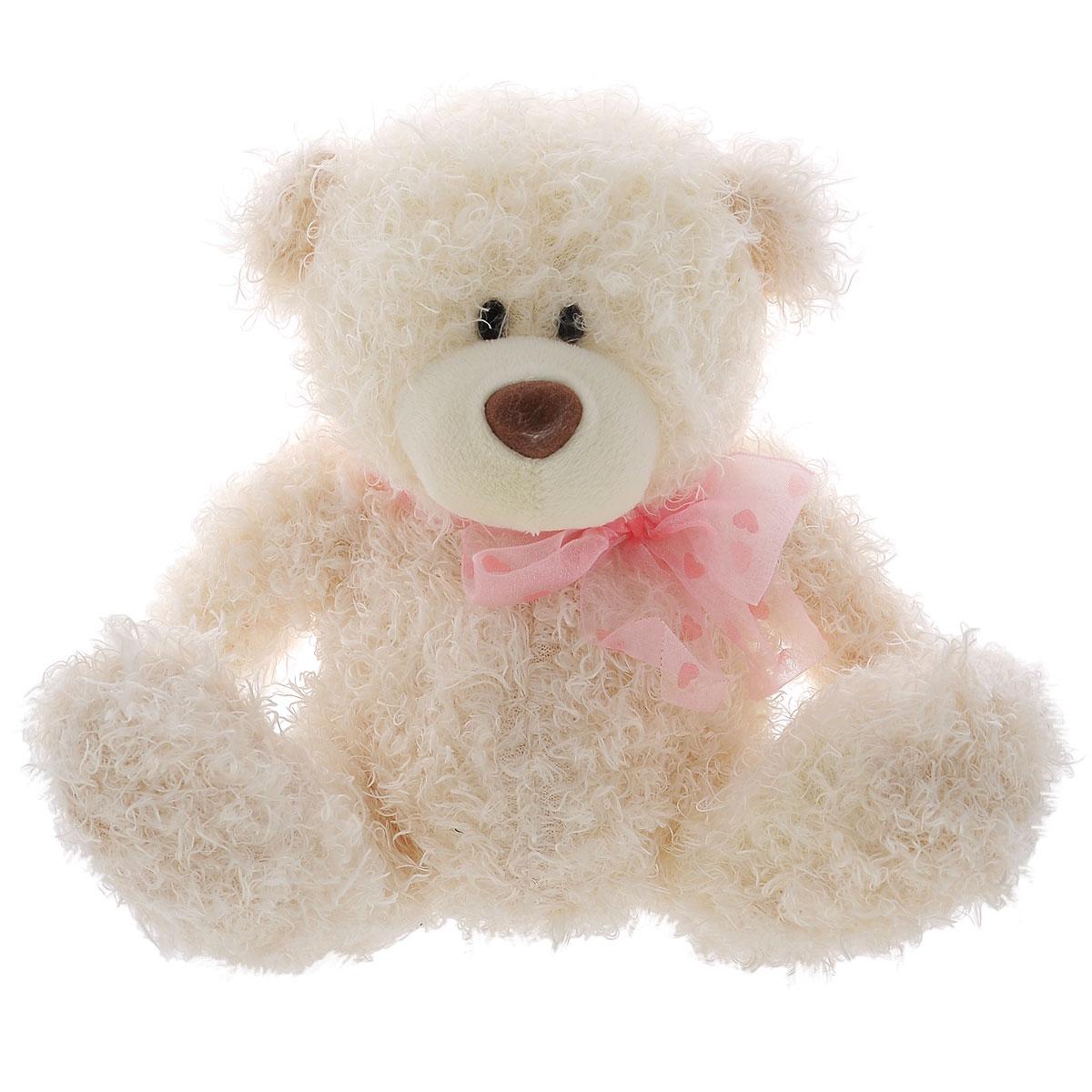 Мягкая игрушка Plush Apple Медведь кудрявый с бантом, 20 см5A00178C(11365)Мягкая игрушка Plush Apple Медведь кудрявый с бантом станет лучшим другом для любого ребенка. Игрушка изготовлена из безопасных, приятных на ощупь текстильных материалов в виде медвежонка с бантиком на шее. Глазки и нос игрушки выполнены из пластика. Удивительно мягкая игрушка принесет радость и подарит своему обладателю мгновения нежных объятий и приятных воспоминаний.