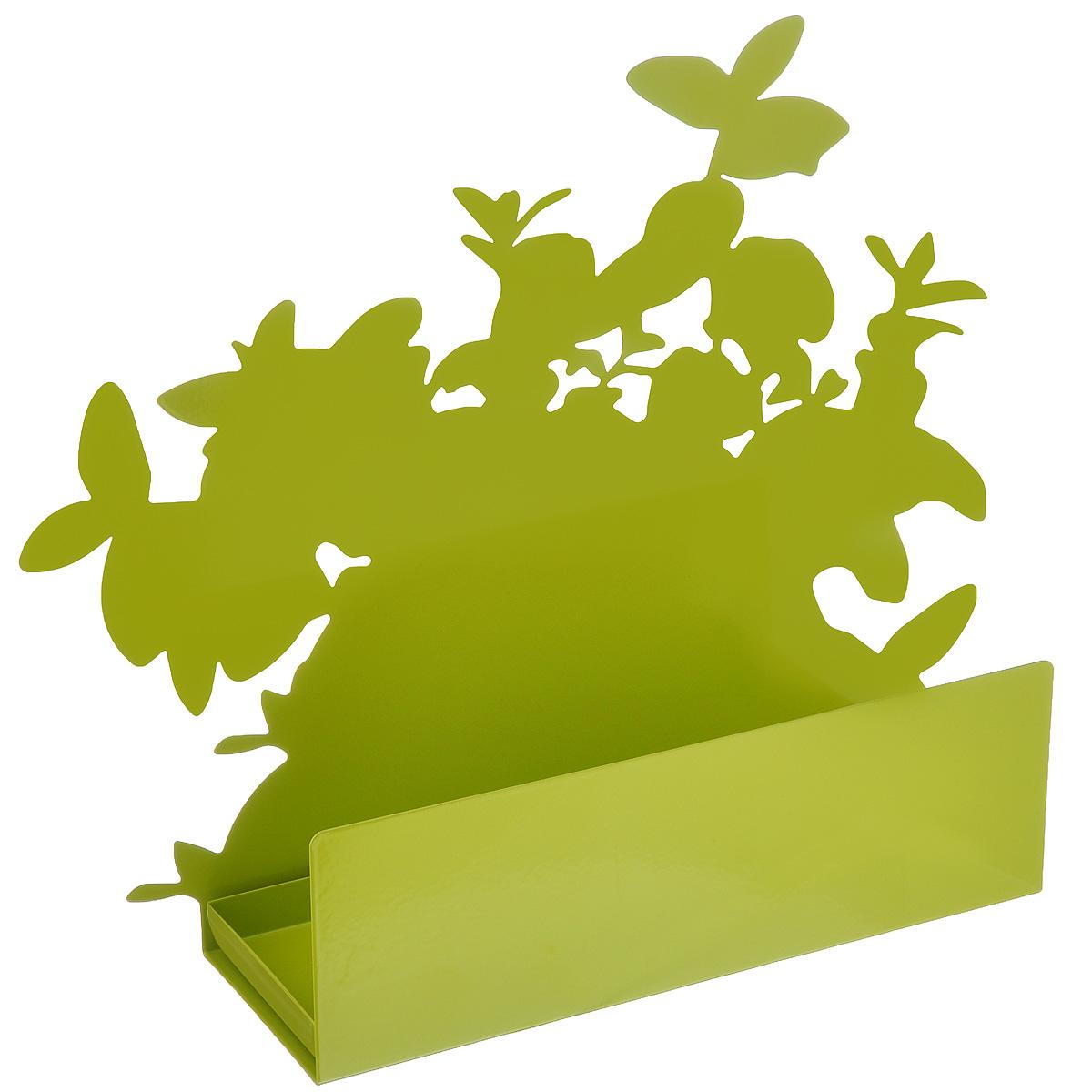 Подставка для растений Sagaform, с поддоном, цвет: зеленый5016475Подставка Sagaform, изготовленная из высококачественного металла, предназначена для цветов, растений и трав. Изделие оснащено невысоким поддоном. Поддон обеспечивает систему прикорневого полива, которая способствует вентиляции и дренажу корневой системы растения. Подставку можно поместить в любом понравившемся вам месте. Такая подставка порадует вас современным дизайном и функциональностью, а также оригинально украсит интерьер помещения. Размер подставки: 36 см х 10 см х 29 см. Размер поддона: 27 см х 9 см х 2 см.