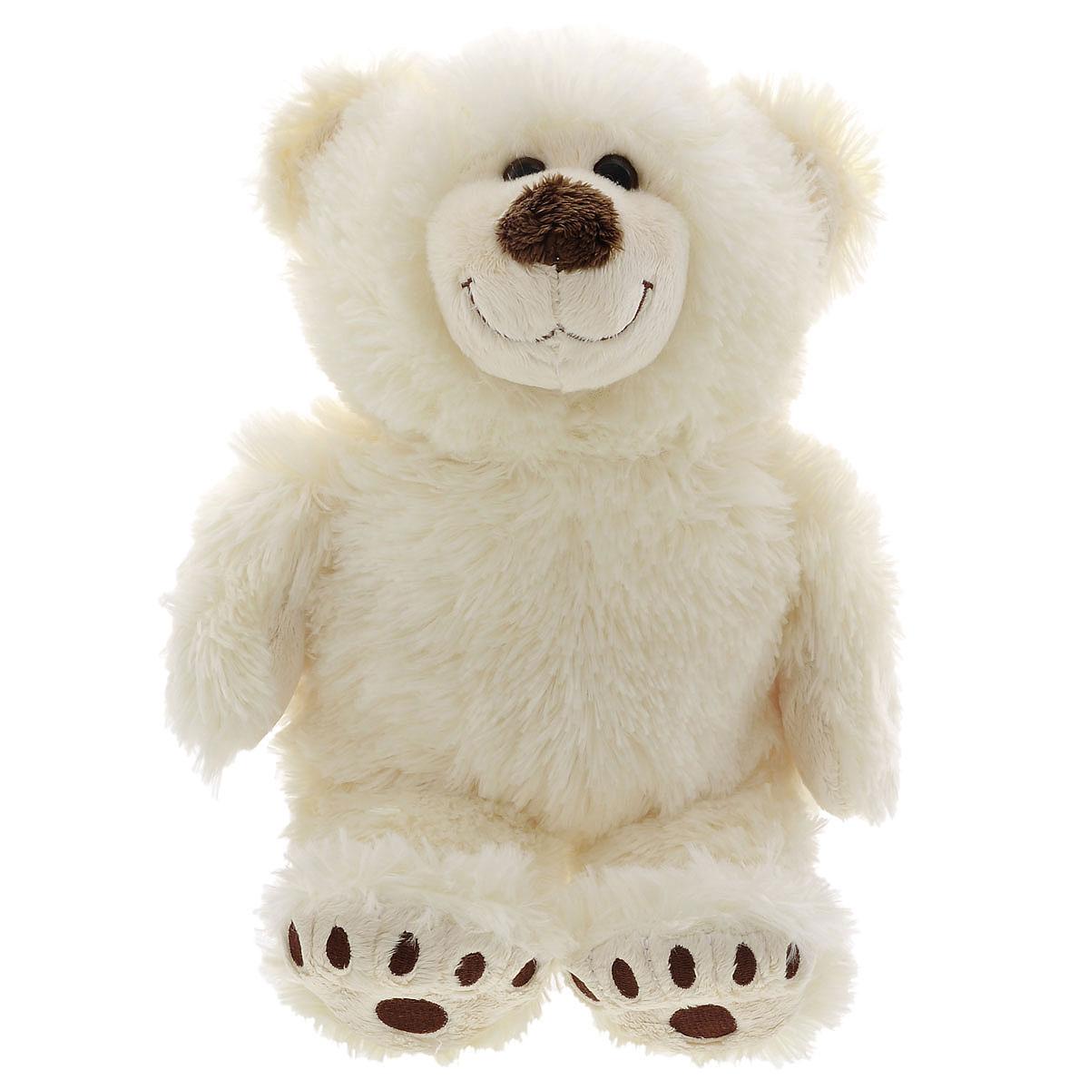 Мягкая игрушка Plush Apple Медведь Аркаша, 45 смK95605D4,D7Мягкая игрушка Plush Apple Медведь Аркаша привлечет внимание любого ребенка. Игрушка изготовлена из высококачественных текстильных материалов в виде милого медвежонка с веселой улыбкой. Глазки выполнены из пластика. Удивительно мягкая игрушка принесет радость и подарит своему обладателю мгновения нежных объятий и приятных воспоминаний.