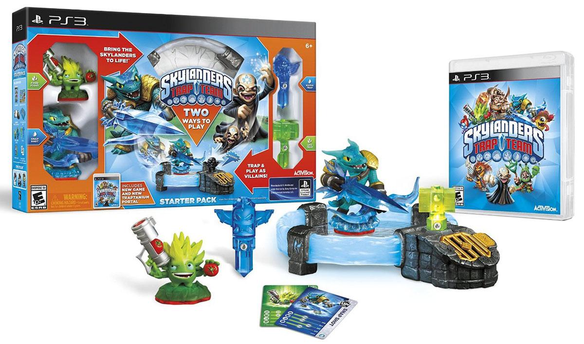 Skylanders Trap Team. Стартовый набор, Activision, / Toys For Bob