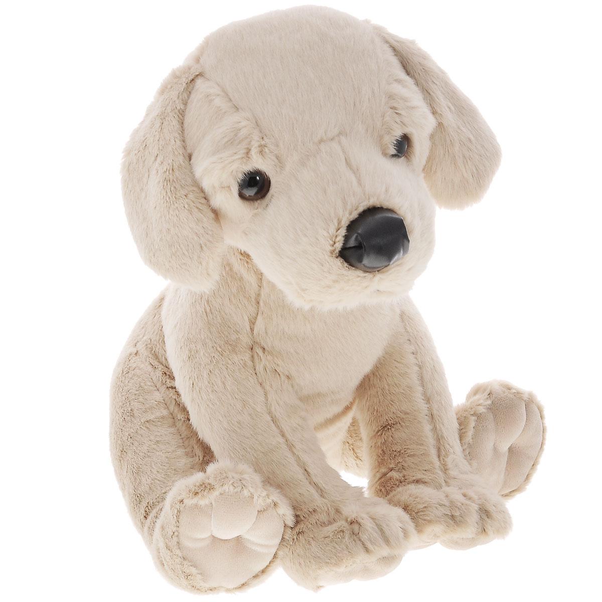 Plush Apple Мягкая игрушка Грустная собака, 27 смK33203AМягкая игрушка Plush Apple Грустная собака выполнена из качественных материалов, абсолютно безвредных для ребенка. Плюшевый пес с грустными глазками вызовет умиление и улыбку у малыша и обязательно понравится ему. Игрушка очень приятна на ощупь. Оригинальный дизайн и великолепное качество исполнения делают игрушку чудесным подарком к любому празднику. Мягкая игрушка способствует развитию воображения и тактильной чувствительности у детей.