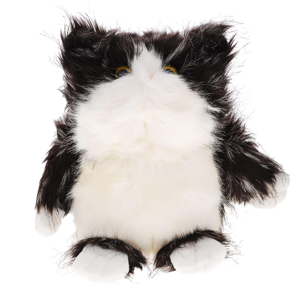 Мягкая игрушка Plush Apple Кот Пушистик, 27 смK33055BОчаровательная мягкая игрушка Plush Apple Кот Пушистик непременно вызовет улыбку у детей и взрослых. Изготовлена приятных на ощупь и очень мягких материалов, безвредных для малыша. Выполнена игрушка в виде прелестного кота с пластиковыми глазками. Кот может составить компанию и дома, и на прогулке, и даже в постели, когда ребенок ложится спать. Игрушка способствует развитию воображения и тактильной чувствительности у детей.