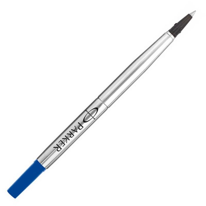 Parker Стержень для ручки-роллера New Rollerball RefillPARKER-S0168700Стержень для Ручки-роллера Паркер Нью Роллербол Рефил. Для использования в ручках-роллерах Паркер, линия письма - тонкая 0,5мм, чернила синего цвета, 1 шт. в упаковке. Произведено во Франции.