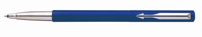Роллер VECTOR Blue. PARKER-S0705340PARKER-S0705340Ручка-роллер Паркер Вектор Стандарт Блу. Инструмент для письма, линия письма - средняя, чернила синего цвета, в подарочной упаковке. Произведено во Франции.