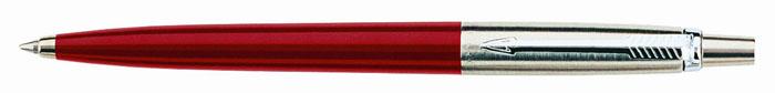 Ручка шариковая JOTTER Special Red. PARKER-S0705580PARKER-S0705580Ручка шариковая «Паркер Джоттер Спешиал Рэд». Инструмент для письма, линия письма – средняя, чернила синего цвета, в подарочной упаковке. Произведено во Франции.