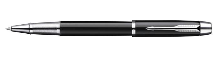 Роллер IM Black CT. PARKER-S0856350PARKER-S0856350Ручка-роллер Паркер Ай Эм Блэк Си Ти. Инструмент для письма, линия письма - тонкая, цвет чернил черный. Произведено в Китае.