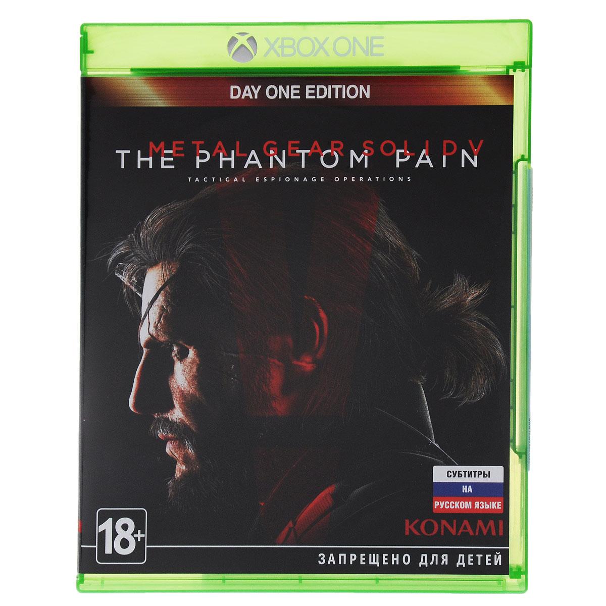 Zakazat.ru: Metal Gear Solid V: The Phantom Pain