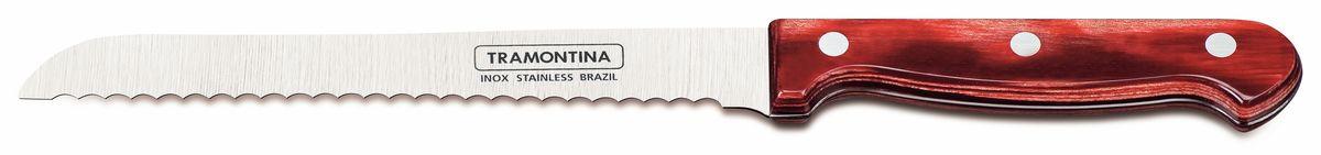 Нож Polywood для хлеба, 17,5 см