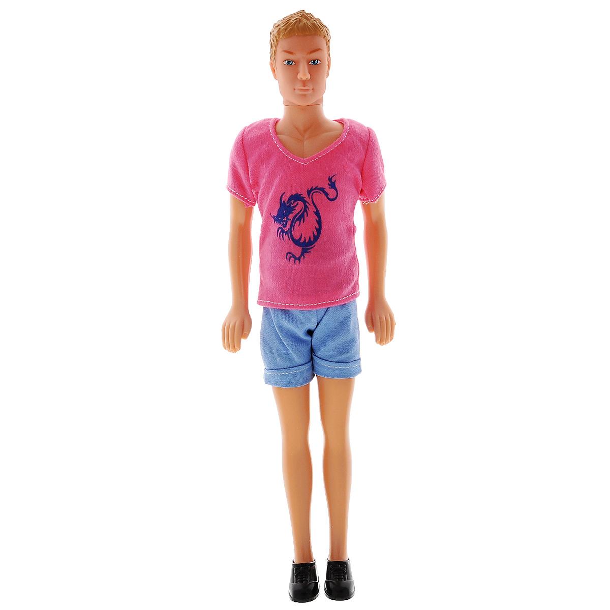 Simba Кукла Кевин-спортсмен5731629Кукла Кевин-спортсмен станет отличным другом для куклы Штеффи. Множество увлекательных игр подарит детям эта игрушечная пара! Кевин красив и хорош собой, одет в шорты и яркую футболку, прекрасно подчеркивающую спортивную фигуру. Кукла выполнена из безопасного пластика, имеет подвижные руки и ноги. Играя с куклой, ребенок может придумывать и разыгрывать различные сюжеты, что способствует развитию фантазии, воображения, а также творческих способностей. Порадуйте свою малышку таким великолепным подарком!