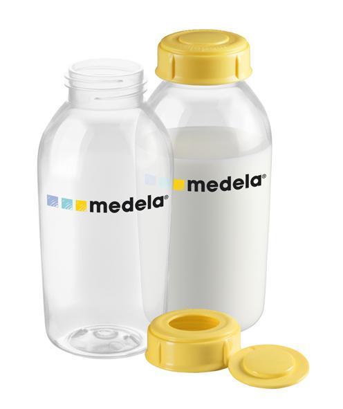 Medela Бутылочки-контейнеры для сбора грудного молока 250 мл, 2 шт008.0075Контейнеры для грудного молока Medela специально разработаны для удовлетворения потребностей матери и ребенка. Процесс кормления проходит легко, а Ваш ребенок не подвергается воздействию вредных веществ. Грудное молоко имеет огромное значение для развития Вашего малыша. Если Вы обращаетесь с молоком осторожно, оно сохраняет все природные витамины и питательные вещества, необходимые для ребенка. Именно поэтому так важно правильно подобрать контейнер для хранения Вашего молока. Бутылочки (контейнеры) для грудного молока Medela специально разработаны для удовлетворения потребностей матери и ребенка. Процесс кормления проходит легко, а ваш ребенок не подвергается воздействию вредных веществ.