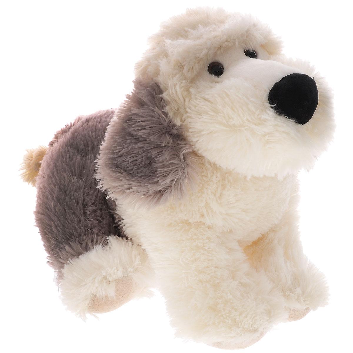 Мягкая игрушка Plush Apple Собака Шарик, 28 смK03108AМягкая игрушка Plush Apple Собака Шарик станет лучшим другом для любого ребенка. Игрушка изготовлена из безопасных, приятных на ощупь текстильных материалов в виде очаровательной собаки. Глазки выполнены их пластика. Удивительно мягкая игрушка принесет радость и подарит своему обладателю мгновения нежных объятий и приятных воспоминаний.